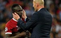 Zinedine Zidane et le Réal ne lâchent pas Sadio Mané