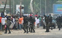VIDEO Thiès : Violents affrontements entre thiantacounes et gendarmes