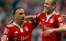 Bayern Munich: Ribéry-Robben, «important que ce soit réglé»