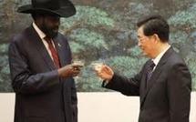 A Pékin, le Soudan du Sud fait des affaires sur fond de guerre avec le Nord