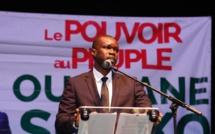 """Ousmane Sonko: """"l'ECO est grande victoire pour l'Afrique"""""""