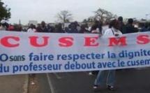 Crise scolaire: Le CUSEMS suspend finalement sa grève