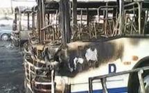 Colère des thiantacounes suite à l'arrestation de leur marabout : Un autre bus Tata de moins cette nuit