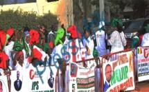 Retour en images de la rentrée politique du parti de Ousmane Sonko