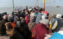 Inde : naufrage d'un ferry, au moins 100 morts et autant de disparus