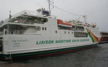 Enlisement dans l'embouchure du fleuve Casamance : Le bateau « Aline Sitoé Diatta » a frôlé le pire