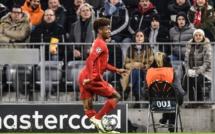 Bayern : retour différé pour Kingsley Coman