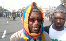 Vidéo - Fadel Barro à la marche de Ñoo Lank: «si on doit crier toute notre vie, on le fera»