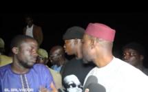 Saint-Louis: Ousmane Sonko s'énerve devant les «persécutions» de la police (Vidéo)