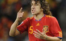 Euro 2012: Puyol risque de manquer le rendez-vous