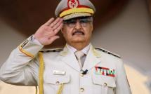 Libye: le maréchal Haftar quitte la Russie sans signer d'accord de cessez-le-feu