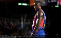 Basket-Espagne :  Boniface Ndong, Mvp du mois d'avril