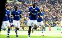 Bundesliga: Schalke 04 de Salif Sané s'offre un succès face au Borussia Mönchengladbach