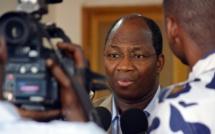Burkina Faso: la santé de Djibrill Bassolé en prison inquiète sa famille