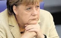 Allemagne: Angela Merkel affaiblie après la débâcle de la CDU en Rhénanie du Nord-Westphalie