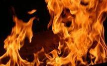 Linguère - Incendie au marché de Gassane : Des cantines, Des gargotes et plusieurs  centaines de mille francs réduits  en cendre.