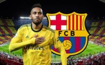 A la recherche d'un remplaçant de Suarez, le Fc Barcelone obtient l'accord d'Aubameyang et Rodrigo Moreno