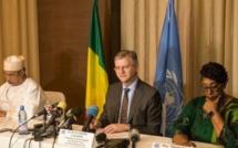 Une délégation des opérations de paix de l'ONU au Mali