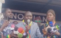 """Vidéo - """"L'emprisonnement de Guy Marius Sagna est un scandale et un grand péché de Macky"""", selon Dr Babacar Diop"""
