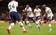 #PremierLeague - Tottenham relègue Manchester City à 22 points de Liverpool