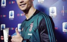 Serie A : Cristiano Ronaldo élu joueur du mois de janvier