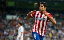 Atlético Madrid: Diego Costa est de retour