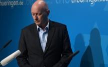 Allemagne: élu grâce à l'extrême droite, le président de Thuringe démissionne