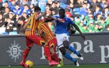 Kalidou Koulibaly pousse un coup de gueule: «Le Napoli ne mérite pas ce classement»