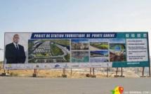 Les travaux de la Station touristique de Pointe Sarène ont démarré