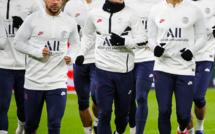 #Ligue_Des_Champions - Le PSG EN 3-4-3 sans Icardi (sur le banc) contre Dortmund