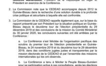 Situation électorale en Guinée-Bissau: la CEDEAO annonce des sanctions