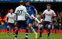 #PremierLeague - Chelsea prend le dessus sur Tottenham (2-1)