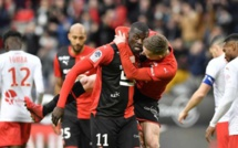 #Ligue1: Mbaye Niang s'offre un doublé et permet à Rennes de revenir sur le podium