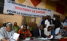 Le MP 22 charge la Cedeao et les autorités maliennes suite à l'agression du président intérimaire, Pr. Dioncounda Traoré