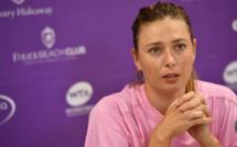 Sharapova prend sa retraite