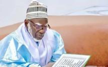#Coronavirus : la recommandation du Khalife des Mourides, Serigne Mountakha Bassirou Mbacké