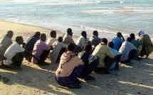 Maroc : 25 sénégalais sans papiers risquent d'être jetés en plein désert à la frontière maroco-mauritanienne