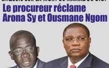Affaire Mamadou Diop : Le MCA veut loger Me Ousmane Ngom et Harona Sy à Rebeuss