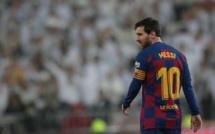 FC Barcelone : Lionel Messi de plus en plus isolé...