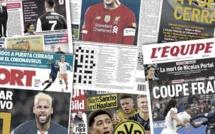 Lionel Messi et Gerard Piqué expliquent ce qui cloche au Barça, le coronavirus fait trembler l'Europe du foot