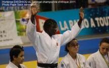 Judo / Sénégal : Hortense Diedhiou en bronze