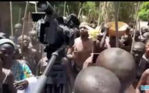 Vidéo - Retour aux sources de Guy Marius Sagna après sa libération