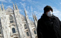 #Coronavirus - L'Italie enregistre 133 nouveaux décès en 24 heures