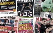 L'Angleterre sous le choc de l'élimination de Liverpool, Cristiano Ronaldo en quarantaine