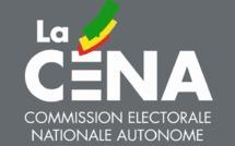 Elections législatives du 1er juillet : la CENA toujours sans budget