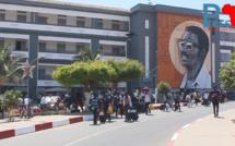#Coronavirus: Bus promis introuvables, un vent de peur et de panique secoue le campus de l'Ucad