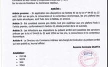 Flambée des prix des Gels hydro-alcooliques: le ministère du Commerce brandit un arrêté et menace