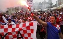 Euro 2012: 25 000 euros d'amende pour la Croatie