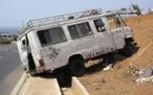 Dernière minute : un mort et 30 blessés dans un accident sur la route de Touba
