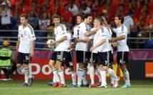 Euro 2012: Procédure disciplinaire contre l'Allemagne